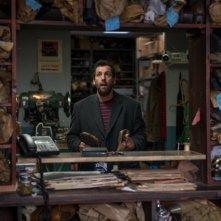 The Cobbler: Adam Sandler in un'immagine del film di  Thomas McCarthy