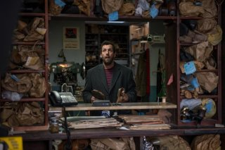 The Cobbler: Adam Sandler in un'immagine del film di  Thomas McCarthy