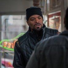 The Cobbler: l'attore Method Man in una scena