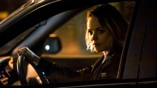 True Detective: Rachel McAdams in una scena della puntata Night Finds You
