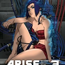Locandina di Ghost in the Shell: Arise - Border 3: Ghost Tears