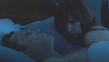 True Detective: Vince Vaugn e Kelly Reilly in una scena dell'episodio Night Finds You