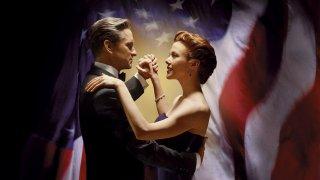 Il presidente - Una storia d'amore: Michael Douglas e Annette Bening