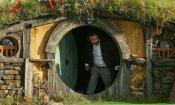 Lo Hobbit: Peter Jackson ha ricostruito la casa di Bilbo in cantina