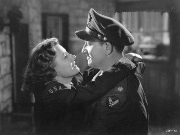 Spencer Tracy e Irene Dunne in Joe il Pilota