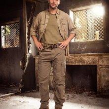 Zoo: James Wolk in una foto promozionale della serie