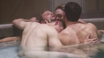 Sense8: una scena tratta dalla serie targata Netflix