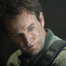Terminator: Genisys, Jason Clarke in una scena del film