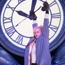 Ritorno al futuro: Christopher Lloyd in una scena del film