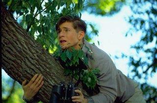 Ritorno al futuro: Crispin Glover si arrampica su un albero