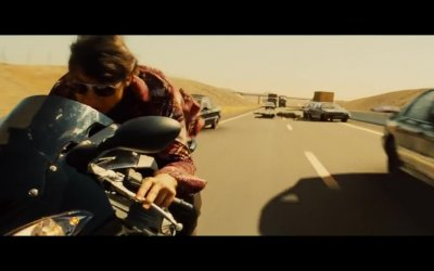 Trailer italiano 3 - Mission: Impossible - Rogue Nation