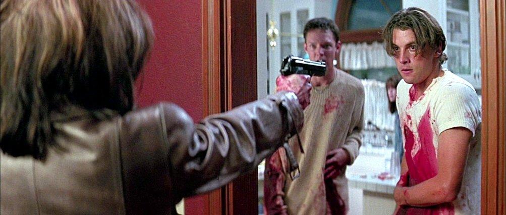 Scream: Skeet Ulrich e Matthew Lillard