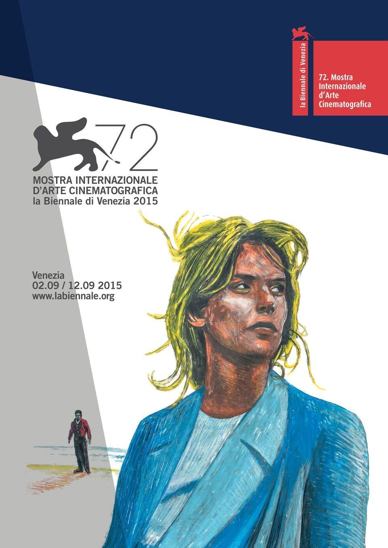 Ecco il manifesto della 72° Mostra di Venezia realizzato da Simone Massi