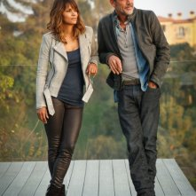 Extant: Halle Berry e Jeffrey Dean Morgan in Change Scenario