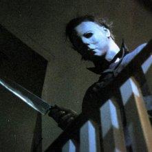 Halloween: una scena con l'irriducibile Michael Myers