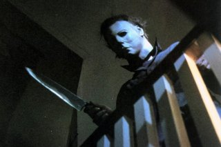 Halloween: una scena con l'irriducibile Michael Myers