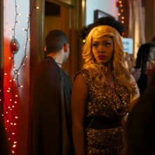 Dear White People: Teyonah Parris in una scena