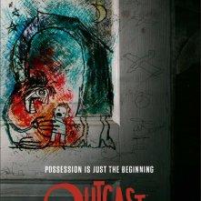 Outcast: il poster della serie