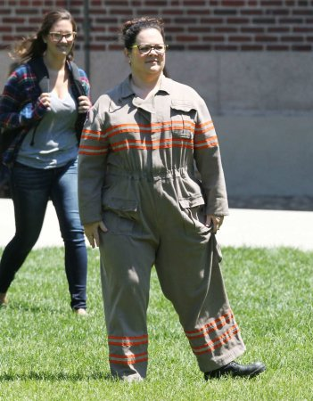 Ghostbusters: Melissa McCarthy sul set del film