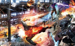 Legends of Tomorrow: il concept art di Phil Klemmer