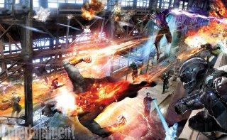 Legends of Tomorrow: il concept art di Phil Klemmer