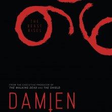 Damien: il teaser poster realizzato per il Comic-Con
