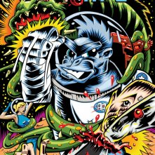 American Ultra: il poster del San Diego Comic-Con