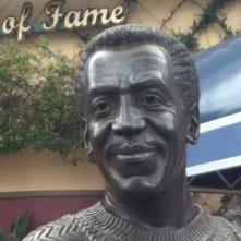 Bill Cosby: il busto in bronzo presente a Walt Disney World a Orlando, Florida, e rimosso dopo le ammissioni della sua colpevolezza nei confronti di accuse sessuali