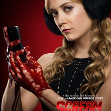 Scream Queens: il character poster di Billie Lourd