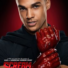 Scream Queens: il character poster di Lucien Laviscount