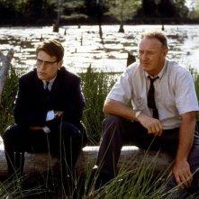 Mississippi Burning: una scna con Willem Dafoe e Gene Hackman