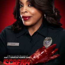 Scream Queens: il character poster di Niecy Nash