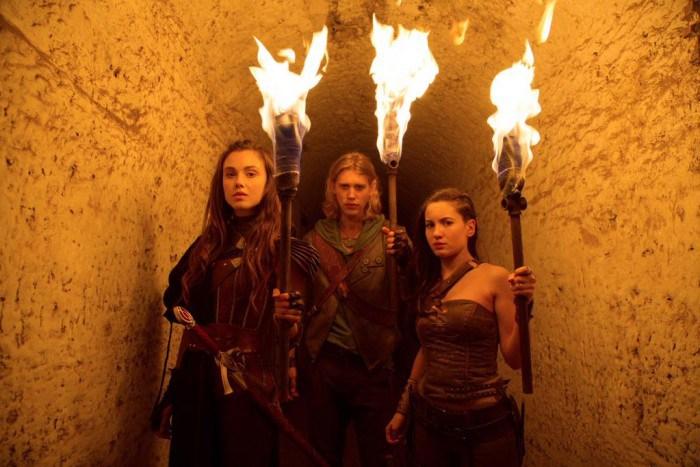 The Shannara Chronicles: Ivana Baquero, Austin Butler e Poppy Drayton