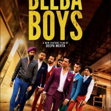 Locandina di Beeba Boys