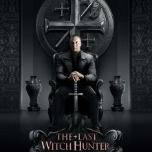 The Last Witch Hunter: il poster del film con protagonista Vin Diesel