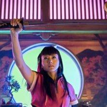 Heroes Reborn: Kiki Sukezane sfodera la katana