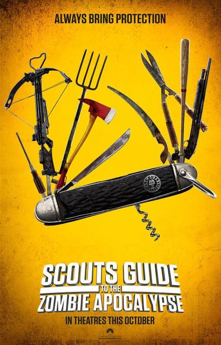 Locandina di Scout's Guide to the Zombie Apocalypse