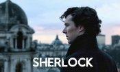 Sherlock: un'immagine ufficiale dello speciale natalizio