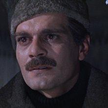 Omar Sharif ne Il dottor Zivago