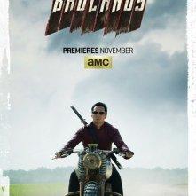 Into the Badlands: la locandina della serie