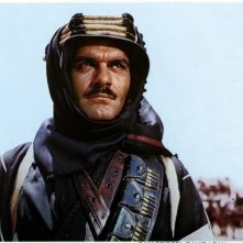 Omar Sharif in Lawrence d'Arabia