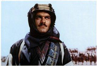 Omar Sharif in Lawrence d'Arabia