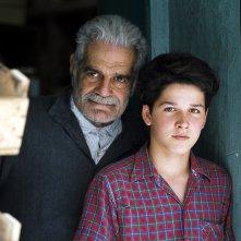 Omar Sharif in Monsieur Ibrahim