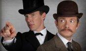 Sherlock: il panel Comic-Con e la prima clip dello speciale natalizio