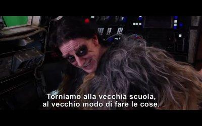 Video Backstage - Star Wars: Episodio VII - Il risveglio della Forza