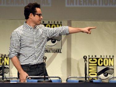 J.J. Abrams al Comic-Con per presentare Il risveglio della forza