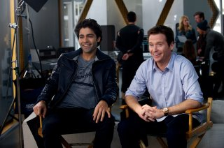 Entourage: Adrian Grenier e Kevin Connolly