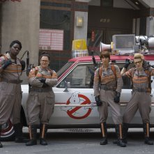 Ghostbusters - le protagoniste del film