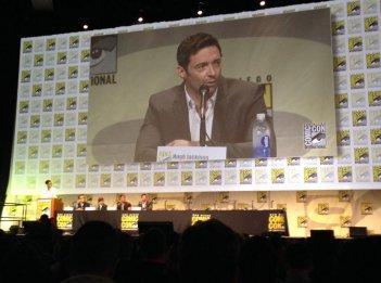 Hugh Jackman al Comic-Con 2015