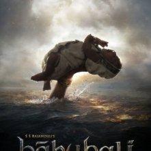 Locandina di Baahubali: The Beginning